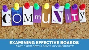 Effective Boards Part 1 header